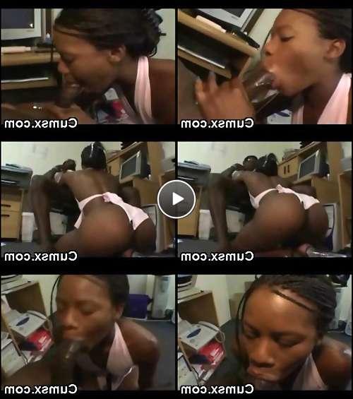 black booty porn pics video