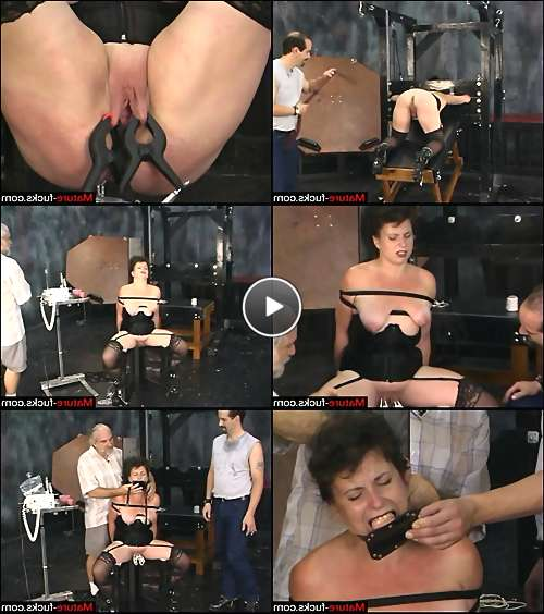 mature bondage sex video