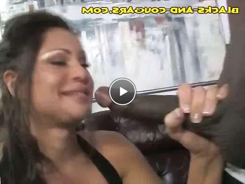 big boobs black porn video